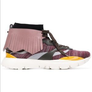 VALENTINO 2018SS HEROES TRIBE SNEAKERS NEW